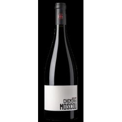 Chemin de Moscou rouge Domaine Gayda Le vin du sud