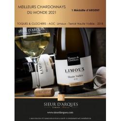 Haute Vallée Toques & Clochers Chardonnay - Sieur d'Arques