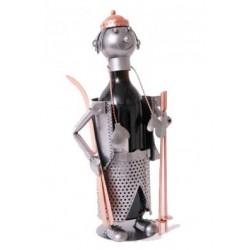 Porte bouteille métal...