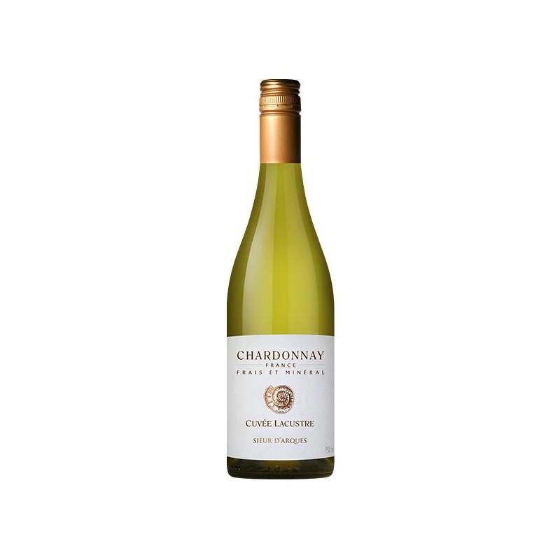 CUVÉE LACUSTRE Chardonnay 75cl Sieur d'Arques Le Vin du Sud