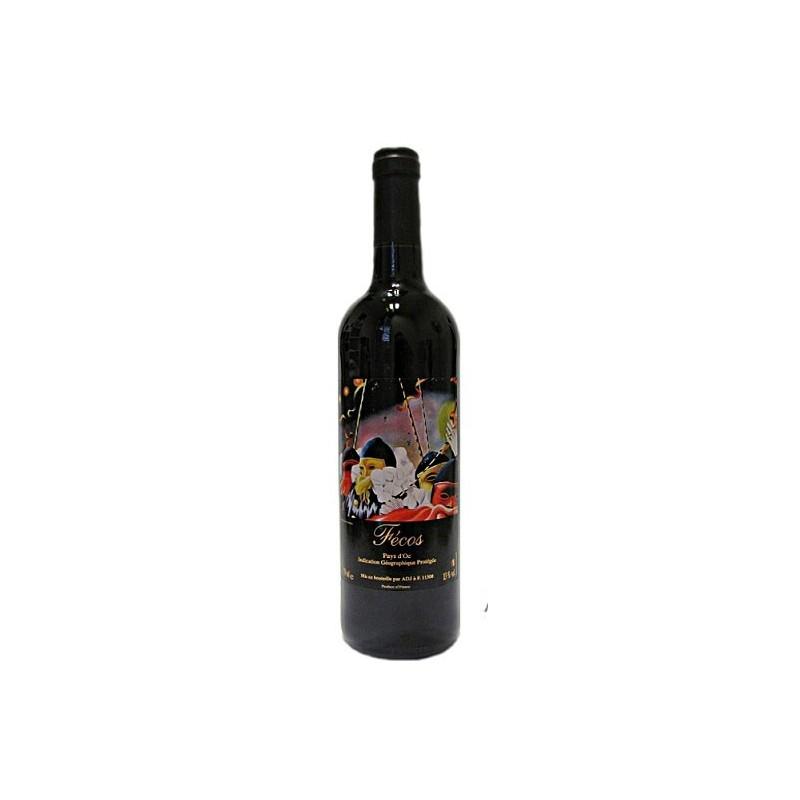 Fécos Anne de Joyeuse vin rouge Carnaval de Limoux