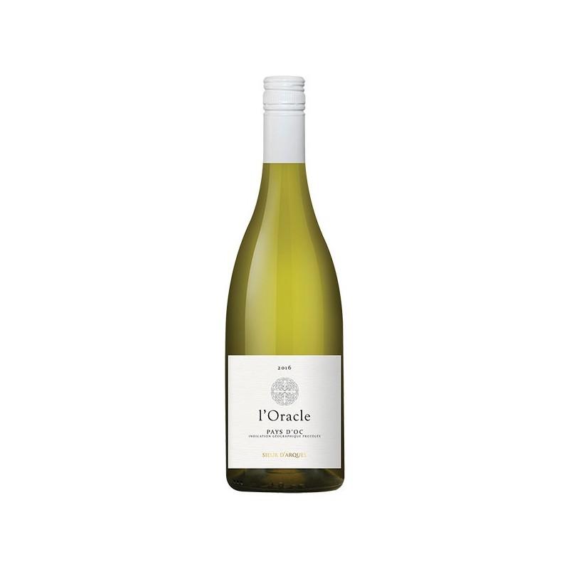 L'ORACLE Chardonnay Sieur d'Arques Le Vin du Sud