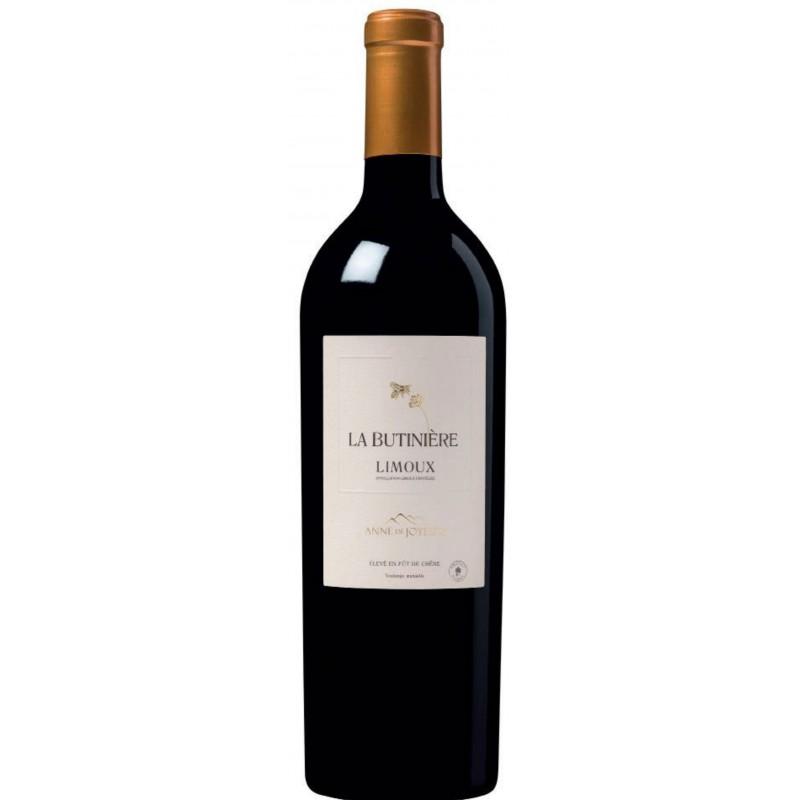 la Butinière fût de chêne Vin rouge Anne de Joyeuse