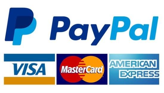 Payement garantie sécurisé pour toutes cartes de crédits
